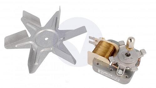 Мотор вентилятора духовки для плит INDESIT,ARISTON C00398229