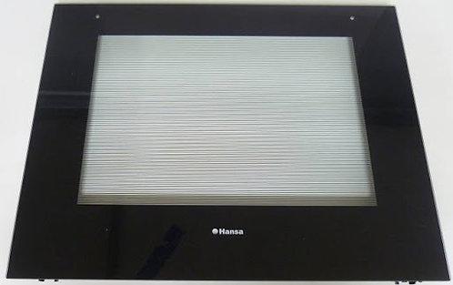 Внешнее стекло 460/434 двери духовки для плиты Hansa 9055998