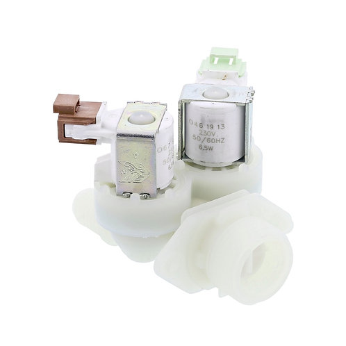 Клапан 2x180  подачи воды для стиральных машин ELECTROLUX.(8074876221)
