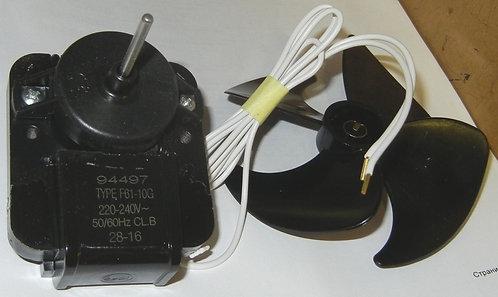 Мотор CEBI-MES F61-94497 вентилятора к холодильникам C00378061