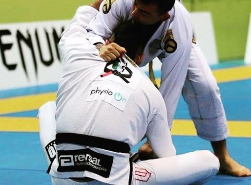 Physio On at the European IBJJF Jiu-Jitsu Championship 2016