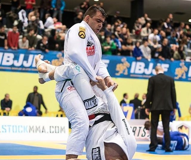 Physio On at the European IBJJF Jiu-Jitsu Championship