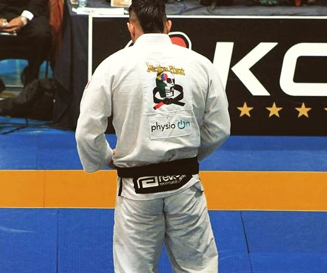 Physio On at European the IBJJF Jiu-Jitsu Championship