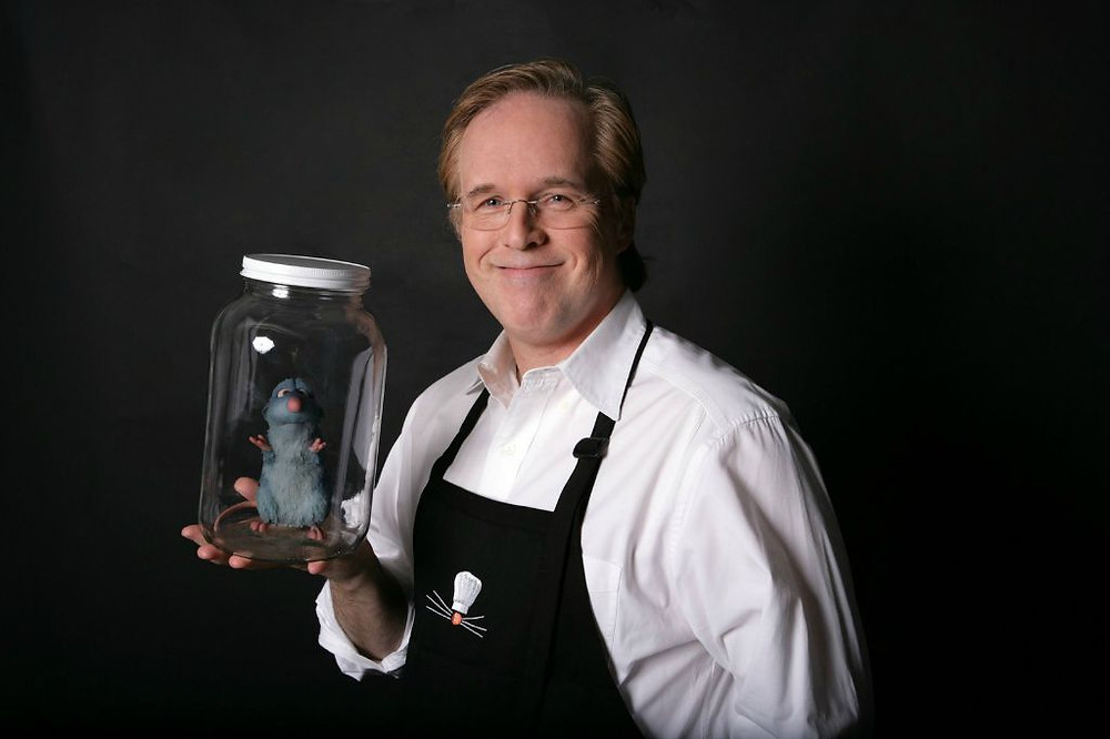 Brad Bird, diretor da Pixar Animation