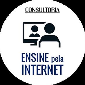 Ensine pela Internet - Consultoria logo.