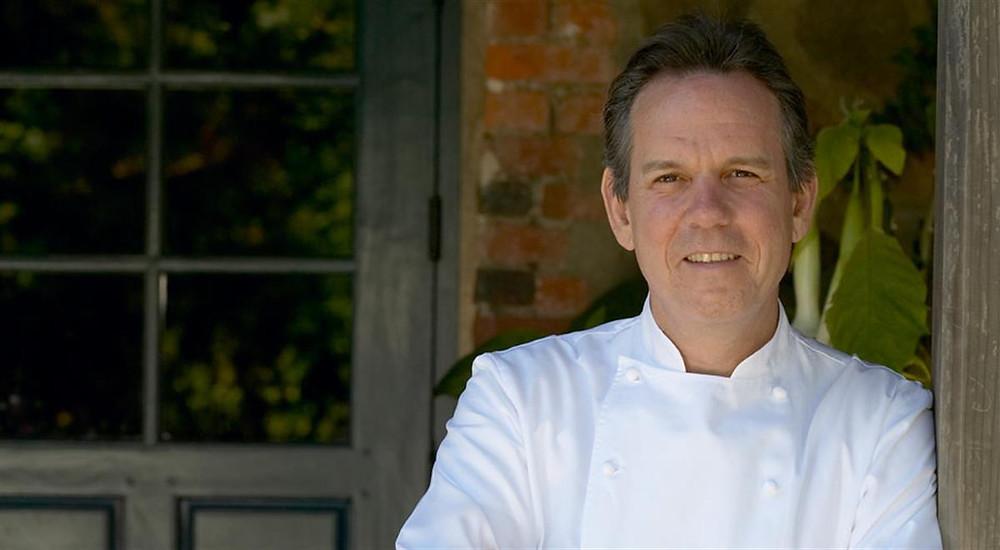 Thomas Keller, chef com 3 estrelas Michelin
