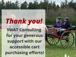 Thank you SWAT Consulting!