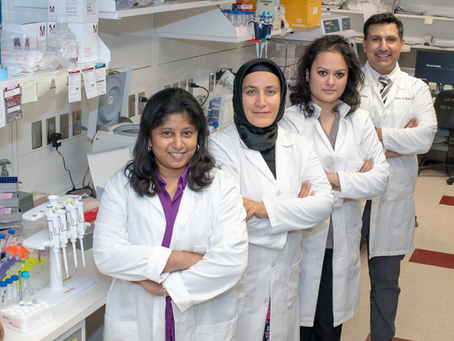 Mian Lab awarded CASE Cancer Center Collaborative Pilot Award