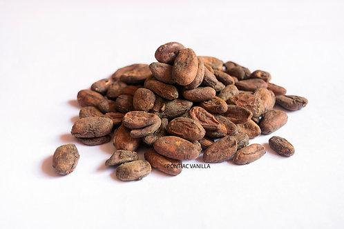 500g Fève cacao non torréfiée de Madagascar