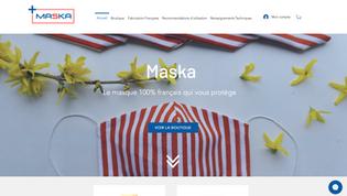 Maska E-shop