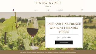 LES CAVES VIARD  - ecommerce de vins