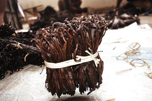 Vanille rouge type Europe et Us de Madagascar au kg
