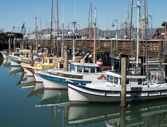 San Francisco Dockside