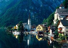 A Quiet Morning in an Alpine Village.jpg