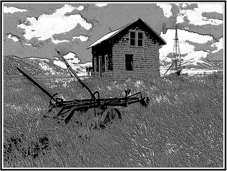 Gone Are The People -- The Homesteaders