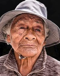 Old Man of Ecuador