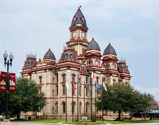 Caldwell County Texas Courthouse