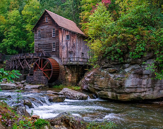 West Virginia Grist Mill