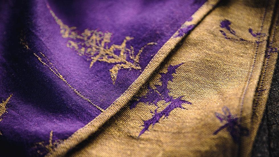 Mokosh wrap Crimean herbs Iris