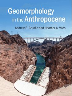 Geomorphology in the Anthropocene