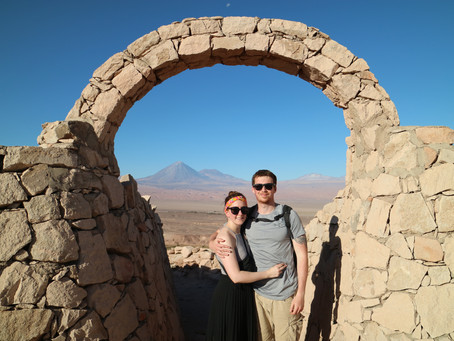 Why we decided to travel the world in our late twenties