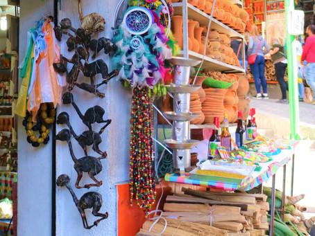 The La Paz Witches Market