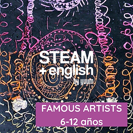 STEAM FAMOUS ARTISTS YUUM ENGLISH.png