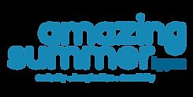 Logo azul amazing summer .png