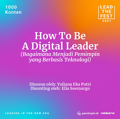 How To Be A Digital Leader