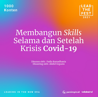 Building workforce skills at scale to thrive during—and after—the COVID-19 crisis