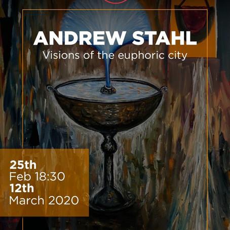 Andrew Stahl: Through the City - Visions of the euphoric city, Tibaldi Arte Contemporanea