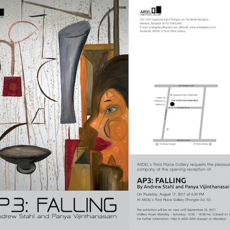 Ardel Gallery Third Place AP3, joint show with Panya Vijinthanasarn