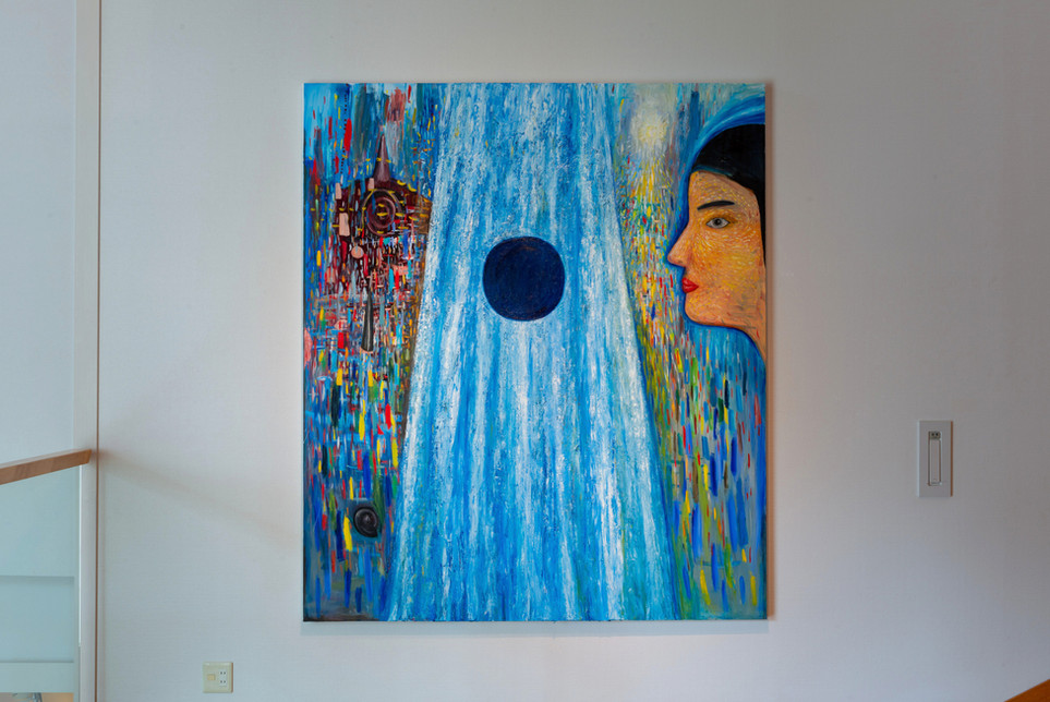 Waterfall With Black Hole, 2020, Oil on canvas,210cm x 180cm_edited_edited.jpg