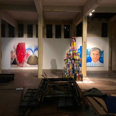 Bangkok Art Biennale (BAB) October 2018 – February 2019