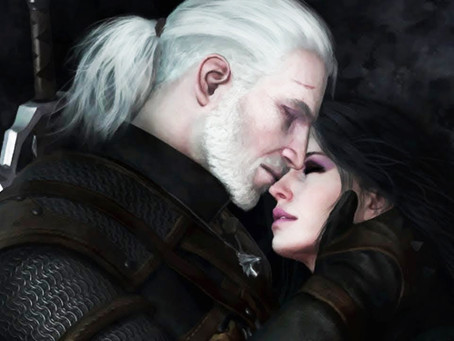 TRUTH IS A SHARD OF ICE - THE WITCHER SWORD OF DESTINY
