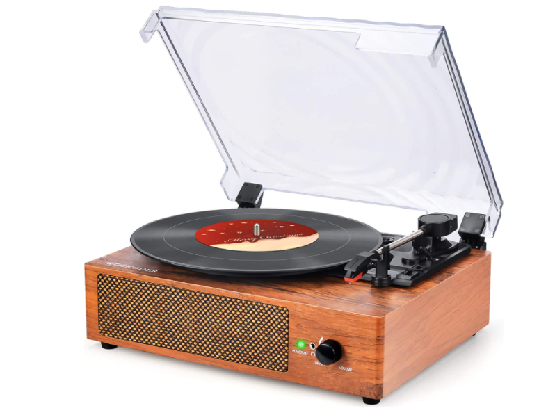 WOCKODER:record player
