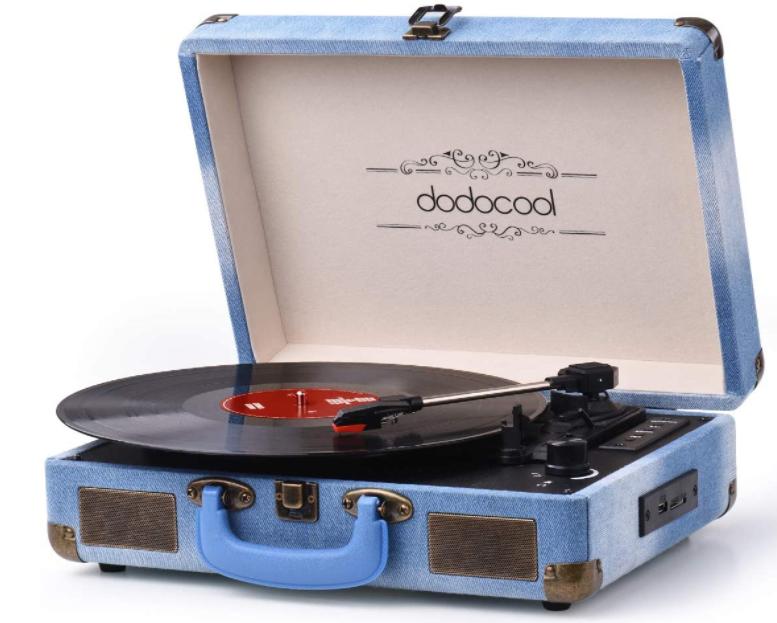 DODOCOL: VINYL RECORD PLAYER