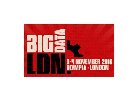 minds.ai attends the Big Data London 2016