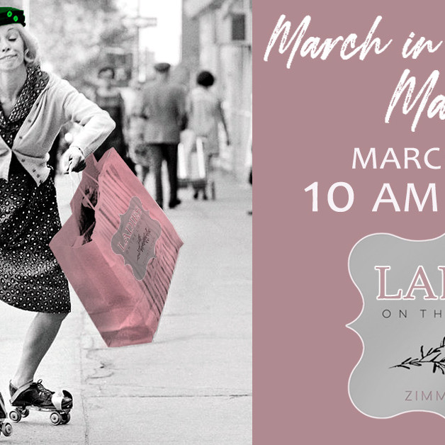 March into Spring Market