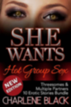 She Wants Hot Group Sex