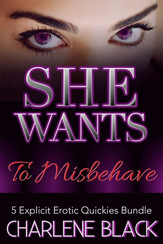 She Wants To Misbehave