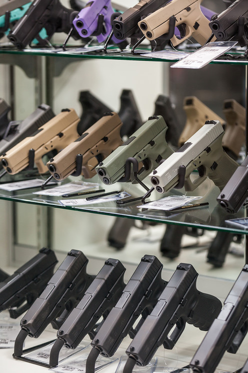 Large Selection of Glock's