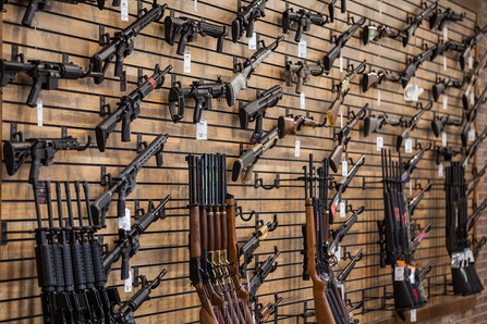 Large Selesction of Rifles