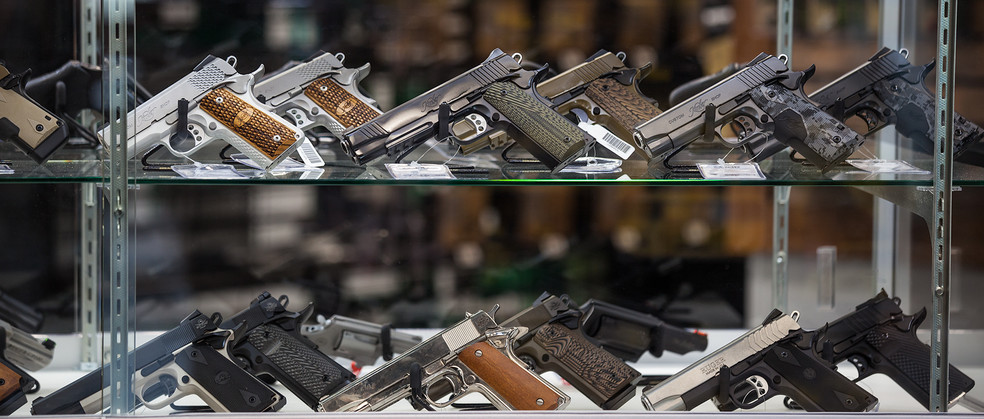Handgun Selection
