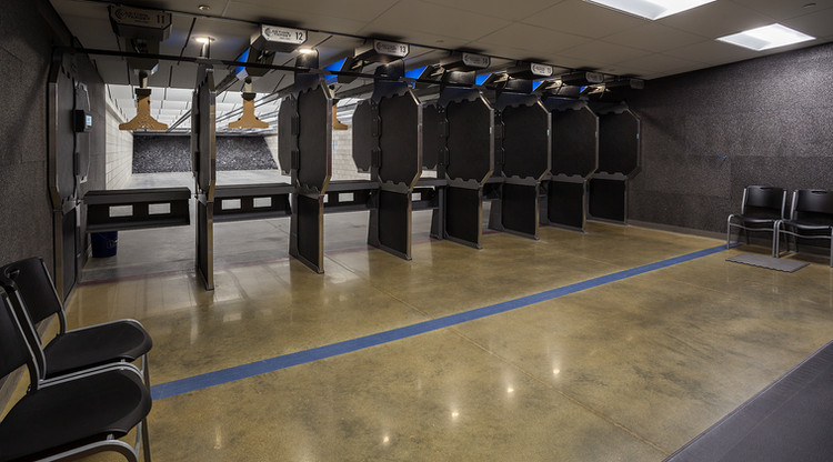 Shooting Range at Independence Indoor Shooting