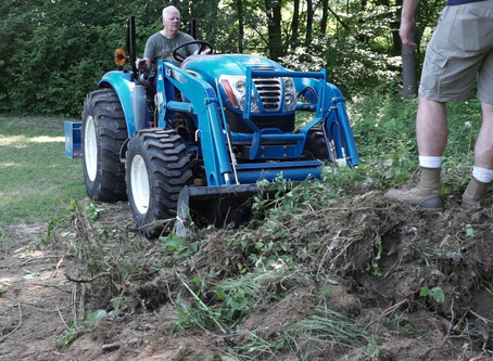Other Uses Of Tractors That You Might Not Know About