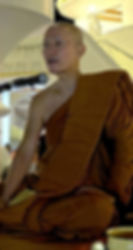 พระอาจารย์อัครเดช ถิรจิตโต แสดงพระธรรมเทศนาในงานสมโภชฉลองพระมหาเจดีย์ศรีแสงธรรมวิสุทธิมงคล เป็นรูปที่๓