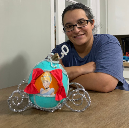 Cinderella's Magical Carriage