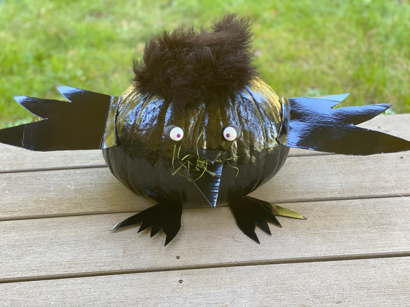 Angry Crow (not eligible for prizes)