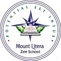 Logo mount litera zee school